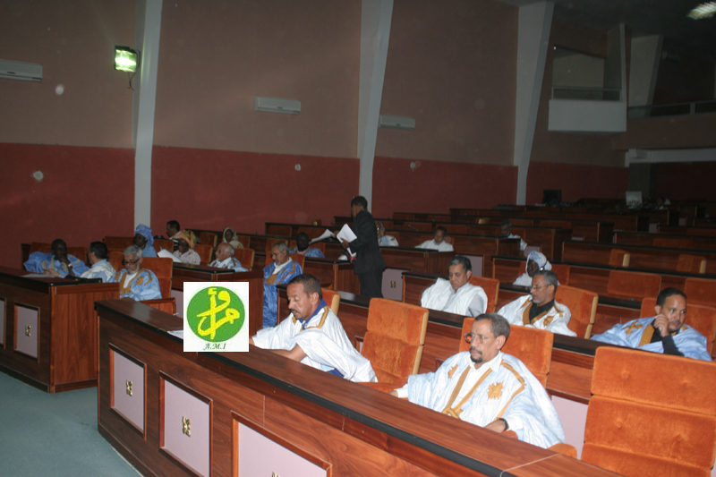 Vue de l'Assemblée nationale de Mauritanie (Photo: AMI)