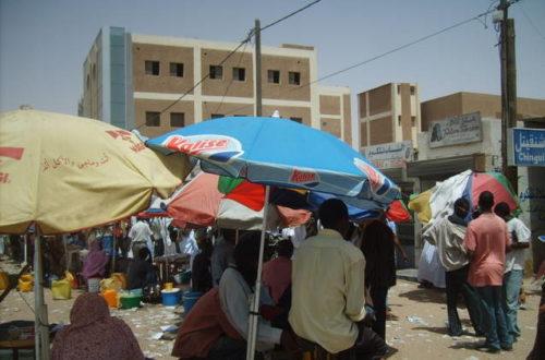 Article : « Noughta Sakhina » : Le marché du portable à Nouakchott