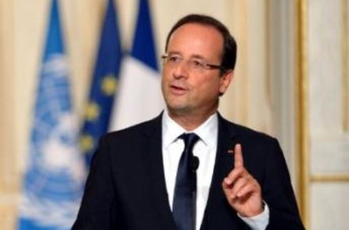 Article : Hollande : de la « normalité » à la banalité