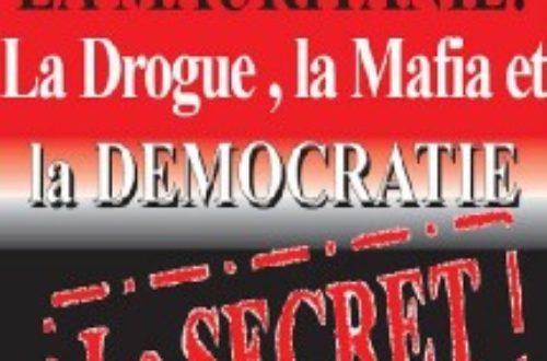 Article : Drogue : La Mauritanie est-elle vraiment « dedans » ?