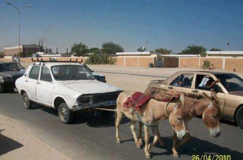 Article : Dans les rues de Nouakchott