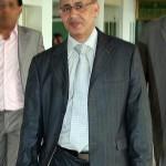 Le Premier ministre, Moulay Ould Mohamed Laghdaf