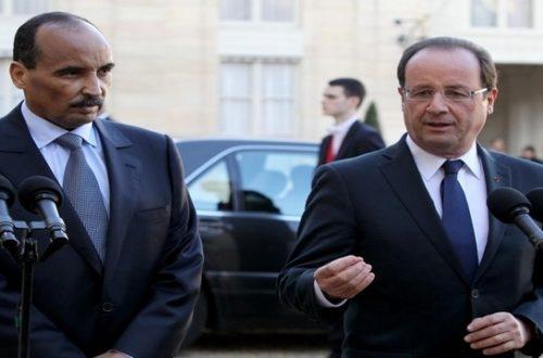 Article : Mali : La Mauritanie va participer à la campagne militaire