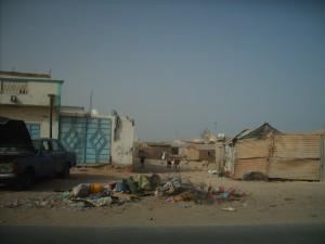 Arafat, quartier populaire à Nouakchott (photo : Sneiba Mohamed)