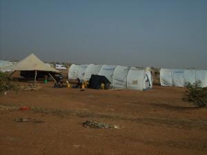 Réfugiés négro-mauritaniens à leur retour du Sénégal, en 2009 (photo: Sneiba Mohamed)