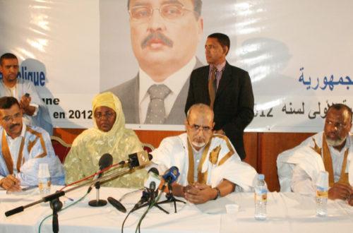 Article : Mauritanie : Déni de démocratie