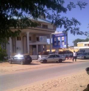 Siège de la Mattel à Nouakchott