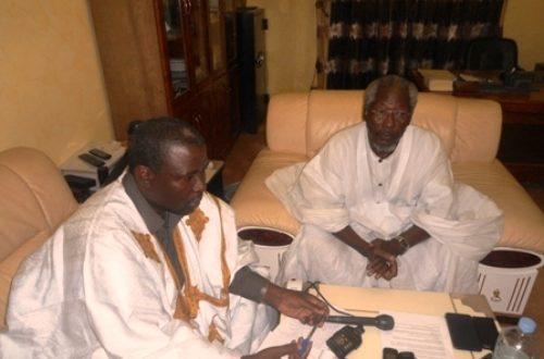 Article : Le président de l'Assemblée nationale de Mauritanie : « Un gouvernement d'union nationale est une question de bonne volonté et de choix de celui qui gouverne »