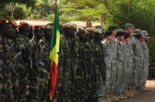 Article : Flintlock 2013 : Manœuvres militaires en Mauritanie sur fond de guerre au Mali