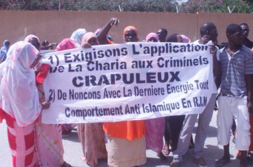 Article : Insécurité : Nouakchott glisse dangereusement