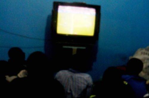 Article : J'ai suivi Bayern-Barça dans un quartier périphérique de Nouakchott