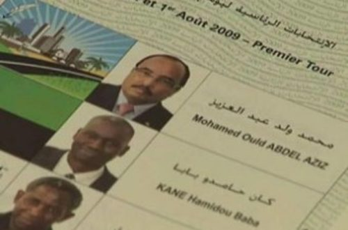Article : Démocratie : L'exception mauritanienne