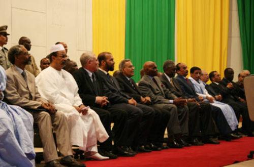Article : Classe politique : Une responsabilité partagée dans la crise mauritanienne
