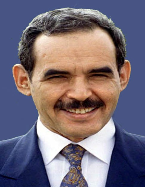 Taya, président de la Mauritanie de 1984 à 2005 (Photo: El Hourriya.net)