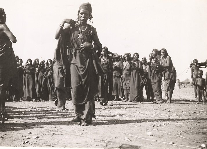 Conditions d'esclaves dans la Mauritanie de 1948.