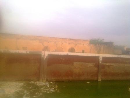Une école de la ville de Rosso (photo: Sneiba)