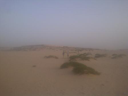 Al Ahmady, côté plage (photo: Sneiba)