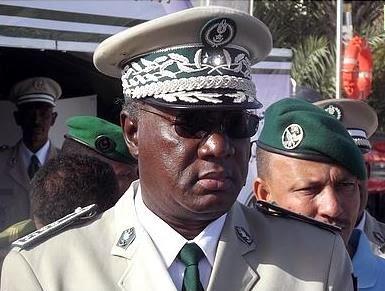 Général à la retraite, Ndiaga Dieng (photo: Chezvlane)