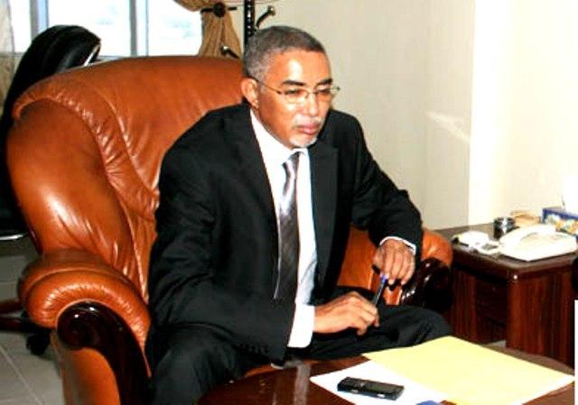 Le nouveau Premier ministre mauritanien (photo : google)