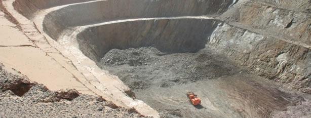 Site minier de Tasiast (Photo : google)