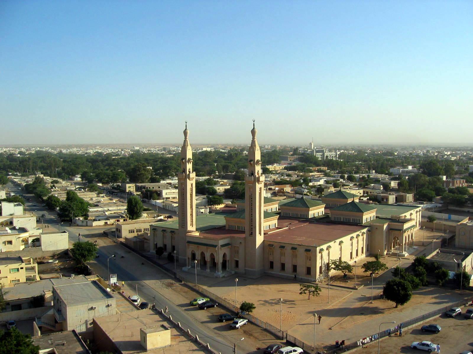 Nouakchott, capitale politique de la Mauritanie (Photo: google)