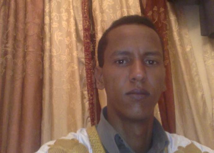 Ould M'khaytir, condamné à mort en Mauritanie pout apostasie (Photo: google)