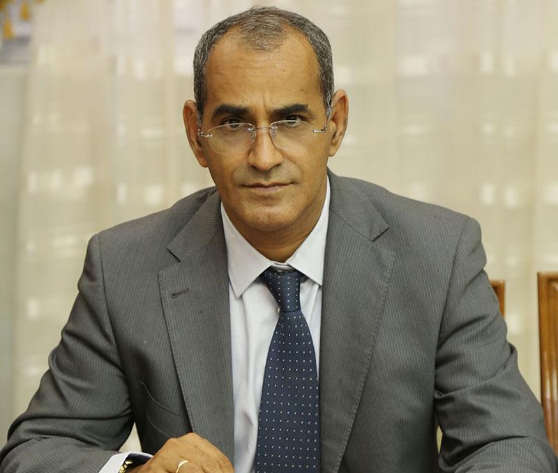 Nani Ould Chrougha, ministre des pêches (Photo: Google)
