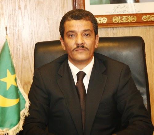 Ould Raïess, gouverneur de la BCM dont le mandat vient d'être écourté