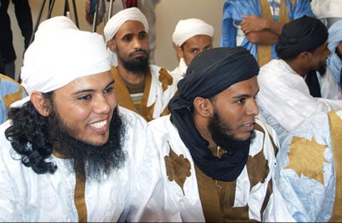 Prisonniers salafistes mauritaniens (Photo : google)