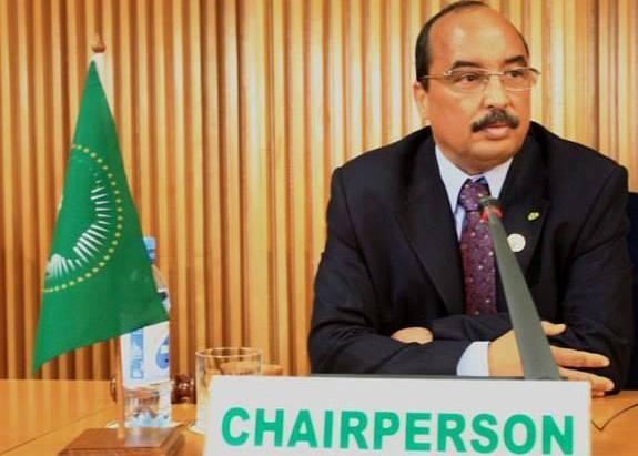 Le président mauritanien, Mohamed Ould Abdel Aziz (Photo : google)