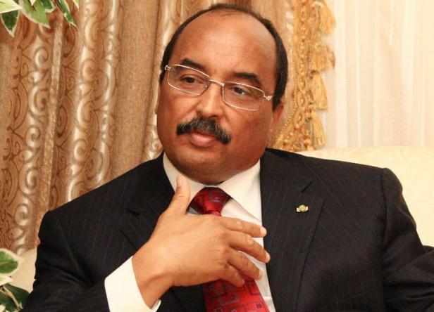 Le président Aziz (Crédit photo: google)