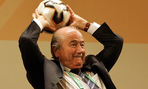 Sepp Blatter, président démissionnaire de la Fifa (Photo: google)