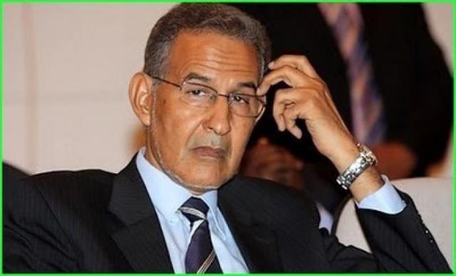 Ahmed Ould Daddah, président du RFD (opposition)