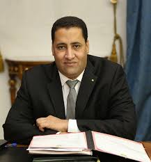 Moctar Diay, ministre des Finances