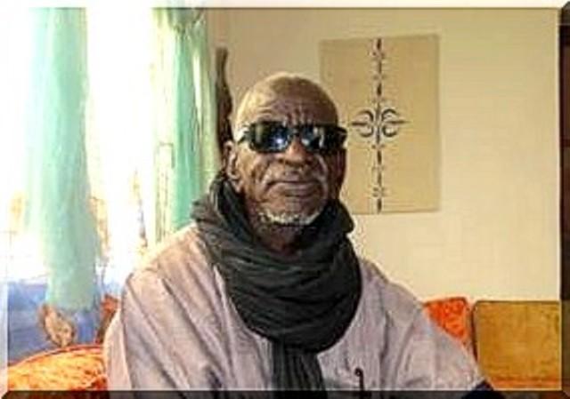 Djibril Zakaria Sall, Commissaire principal à la retraite (photo : cridem)
