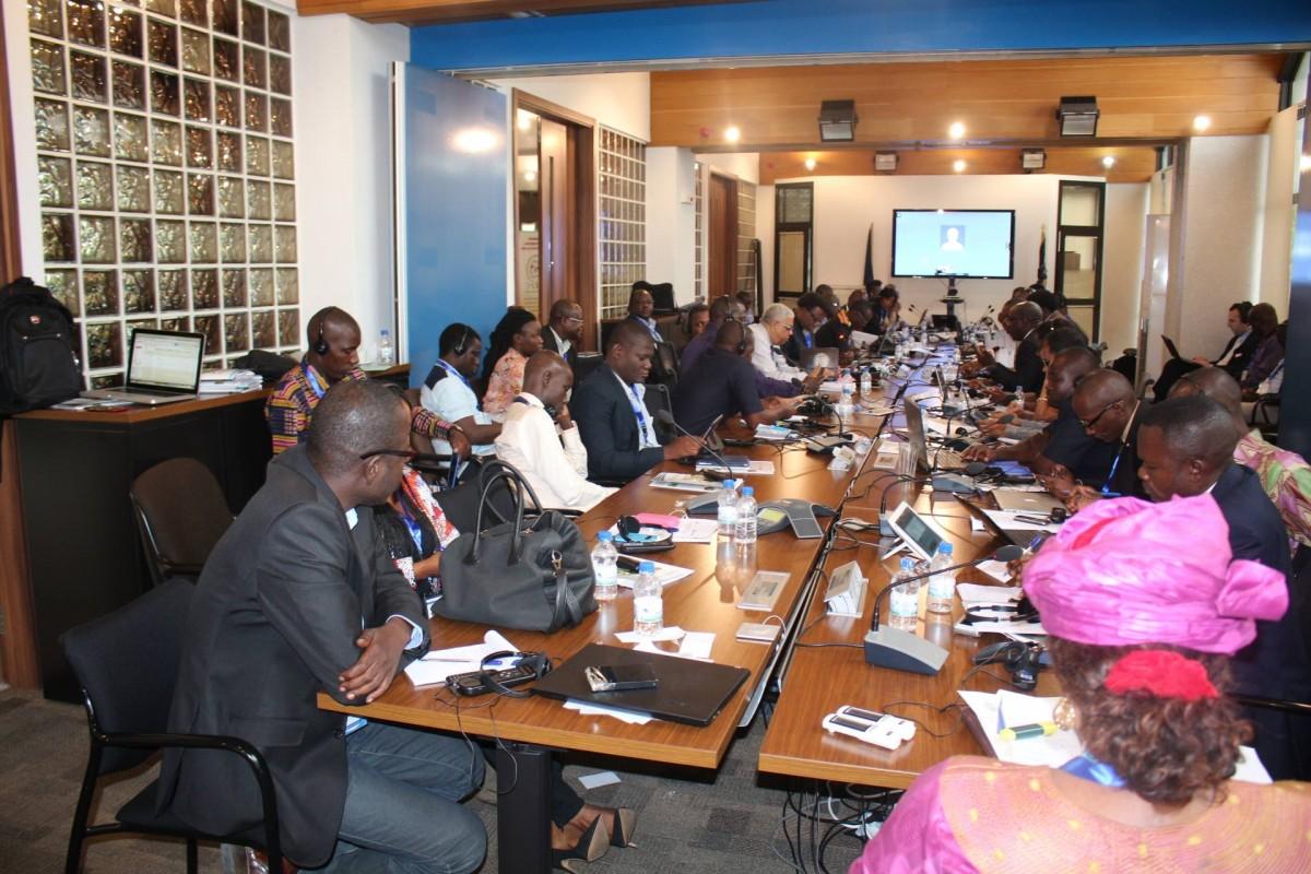 Vue de l'atelier d'Abidjan sur l'agriculture (photo : AMI)